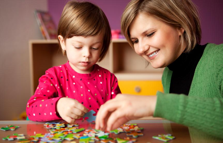 Памятка для родителей:  как нужно себя вести и что делать, чтобы ребенок заговорил
